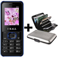 Combo Of Ikall K25 (Dual Sim, 1.8 Inch Display, 800 Mah