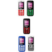 Combo Of 5 M-55 Multicolor Dual Sim Multimedia Phone Wi