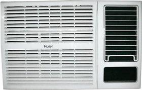HAIER 1.5 TON 3 STAR HW-18CV3 WINDOW AIR CONDITIONER  (White)