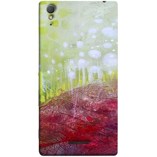 FUSON Designer Back Case Cover for Sony Xperia T3 (Lot Of Colours For Hall Bedroom Painting Intresting )