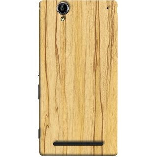 FUSON Designer Back Case Cover for Sony Xperia T2 Ultra :: Sony Xperia T2 Ultra Dual SIM D5322 :: Sony Xperia T2 Ultra XM50h (Plywood Good Quality Best Mobile Back Cover )