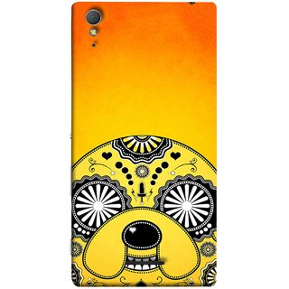 FUSON Designer Back Case Cover for Sony Xperia T3 (Top Dog Breeds For Stress Relief Dog Lover Gifts)