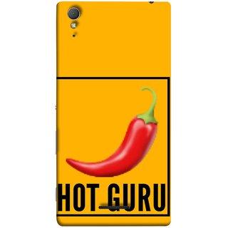 FUSON Designer Back Case Cover for Sony Xperia T3 (Radio Mirchi Show Hot Love Guru Teacher Mantra)