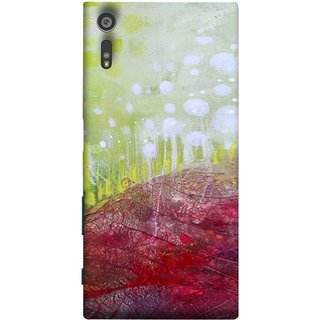 FUSON Designer Back Case Cover for Sony Xperia XR (Lot Of Colours For Hall Bedroom Painting Intresting )