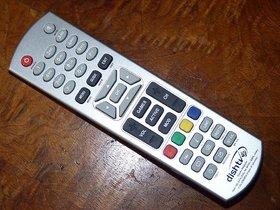 Remote dishtv