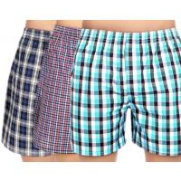 Cybernext Men'S Multicolor Boxers (Combo Of 3)