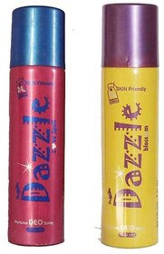 Dazzle Deodorants for Women (Pack of 2)