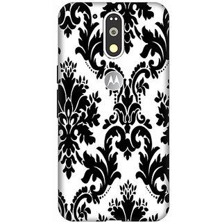 Akogare Back Cover For Motorola Moto G4 Plus BAEMG4P1161