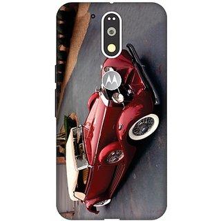 Akogare Back Cover For Motorola Moto G4 Plus BAEMG4P1191