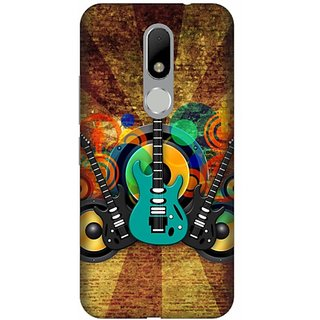Akogare Back Cover For Motorola Moto M BAEMOM1456