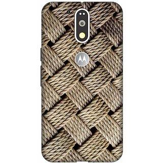 Akogare Back Cover For Motorola Moto G4 Plus BAEMG4P1140