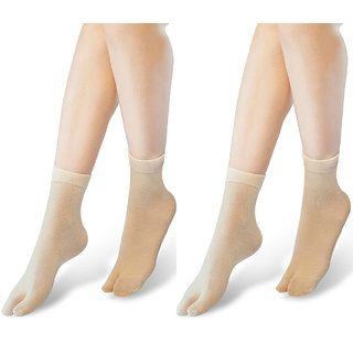 Regi Skin Colour Cotton Ankle Length Socks - 3 Pair Pack. Rs. Rs. 42% Off (38) Quick View. There are different patterns and designs to choose from when it comes to women socks, which you can now buy online on Snapdeal. Shop Women's Socks Online at Best Prices.