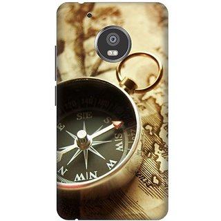 Akogare Back Cover For Motorola Moto G5 Plus BAEMOG51401