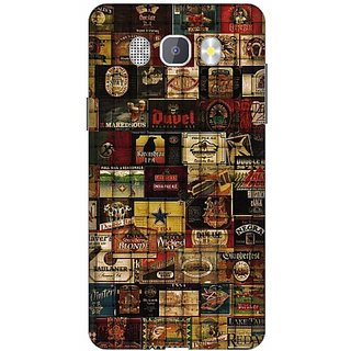 Akogare Back Cover For Samsung Galaxy On 8 BAESON81387
