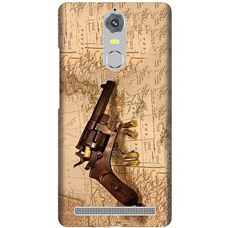 Akogare Back Cover For Lenovo Vibe K5 Note BAELK5N1400