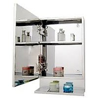 Cipla Plast New Look Stainless Steel Cabinet