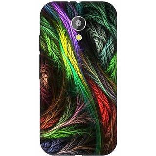 Akogare Back Cover For Motorola Moto G2 BAEMOG21379