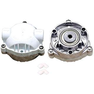 Xisom RO Booster Pump Head White Motor Cap Head for 50, 75, 100 gpd RO Service Kit