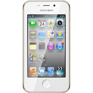 ADCOM IKON 4 (1 GB,8 GB,Gold)