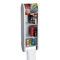Cipla Plast Roll Top Cabinet Girl Print-white