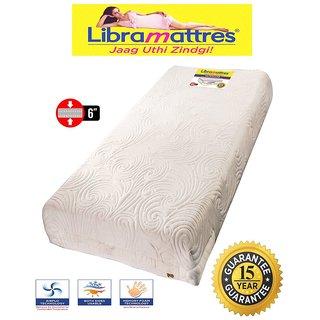 Libramattres Ultraluxe 6 Foam Mattress