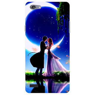 PREMIUM QUALITY PRINTED BACK CASE COVER FOR OPPO NEO7 (A33F) DESIGN ALPHA 2008