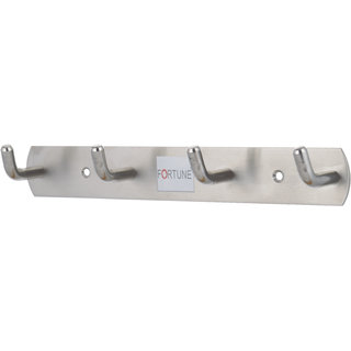 Fortune Pure Stainless Steel 4 Leg Hook Plate