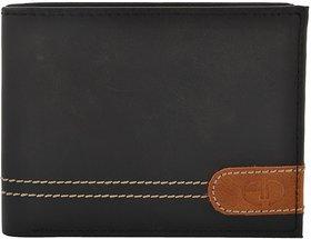 ADAMO Black Men's Wallet