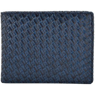 ADAMO Blue Men's Wallet