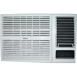 HAIER 1.5 TON 3 STAR HW-18CV3 WINDOW AIR CONDITIONER  (White)