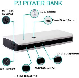 Bullberg P3 13000mAh Power Bank