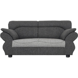 Gioteak Kingdom 2 seater sofa set in light grey color with attractive design