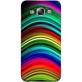 FUSON Designer Back Case Cover for Samsung Galaxy E7 (2015) :: Samsung Galaxy E7 Duos :: Samsung Galaxy E7 E7000 E7009 E700F E700F/Ds E700H E700H/Dd E700H/Ds E700M E700M/Ds  (Vector Digital Illustration Best Wallapper Pattern)