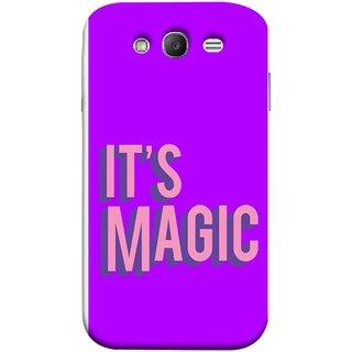 FUSON Designer Back Case Cover for Samsung Galaxy Grand I9082 :: Samsung Galaxy Grand Z I9082Z :: Samsung Galaxy Grand Duos I9080 I9082 (Lovely Wow Fact Motivational Inspirational Words)