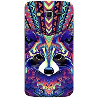 FUSON Designer Back Case Cover for Samsung Galaxy Grand 2 :: Samsung Galaxy Grand 2 G7105 :: Samsung Galaxy Grand 2 G7102 :: Samsung  Galaxy Grand Ii (Dog Cat Kitten Whisker Puppy Triangle Rectangle)