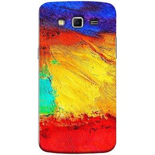 FUSON Designer Back Case Cover for Samsung Galaxy Grand 2 :: Samsung Galaxy Grand 2 G7105 :: Samsung Galaxy Grand 2 G7102 :: Samsung  Galaxy Grand Ii (Colour Canvas For Hall Bedroom Painting Intresting Lot)