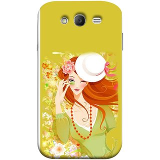 FUSON Designer Back Case Cover for Samsung Galaxy Grand I9082 :: Samsung Galaxy Grand Z I9082Z :: Samsung Galaxy Grand Duos I9080 I9082 (Baby Couples Nice Quotes Happy Lovely Hard Kisses )