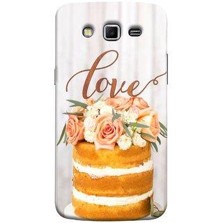 FUSON Designer Back Case Cover for Samsung Galaxy Grand 2 :: Samsung Galaxy Grand 2 G7105 :: Samsung Galaxy Grand 2 G7102 :: Samsung  Galaxy Grand Ii (Comes True Love You Forever Valentine Couples Lovers)