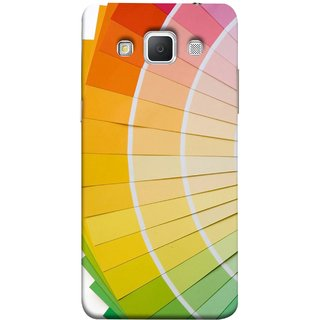FUSON Designer Back Case Cover for Samsung Galaxy Grand 3  Samsung Galaxy Grand Max G720F (Papers Sheets White Circle Round Beautiful Lining )