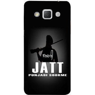 FUSON Designer Back Case Cover for Samsung Galaxy Grand 3 :: Samsung Galaxy Grand Max G720F (Gary Hothi Jatt Soorme Punjabi Song Movie Famous)