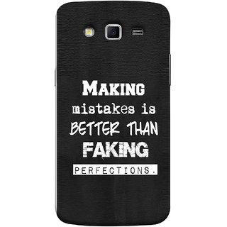 FUSON Designer Back Case Cover for Samsung Galaxy Grand 2 :: Samsung Galaxy Grand 2 G7105 :: Samsung Galaxy Grand 2 G7102 :: Samsung  Galaxy Grand Ii (Motivational Inspirational Saying Quotes Words Big)