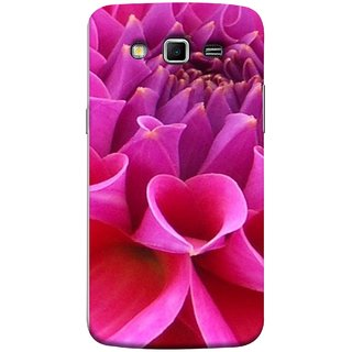 FUSON Designer Back Case Cover for Samsung Galaxy Grand 2 :: Samsung Galaxy Grand 2 G7105 :: Samsung Galaxy Grand 2 G7102 :: Samsung  Galaxy Grand Ii (Floral Patterns Shining Dark Red Florals Design Patterns)