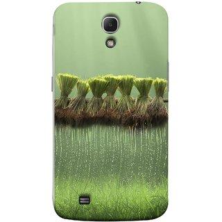 FUSON Designer Back Case Cover for Samsung Galaxy Mega 6.3 I9200 :: Samsung Galaxy Mega 6.3 Sgh-I527 (Sheaves Of Recently Harvested Rice Hanging To Dry)