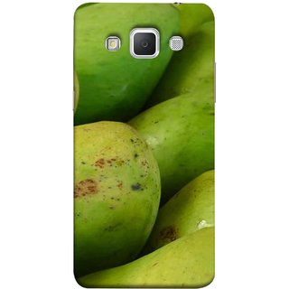 FUSON Designer Back Case Cover for Samsung Galaxy Grand 3 :: Samsung Galaxy Grand Max G720F (Jungle Sweet Villages Fruits Hapoos Langda )