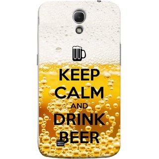 FUSON Designer Back Case Cover for Samsung Galaxy Mega 6.3 I9200 :: Samsung Galaxy Mega 6.3 Sgh-I527 (Beer Sign Glasses Bubbles Daaru Drink Wine Vodka)