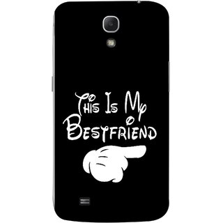 FUSON Designer Back Case Cover for Samsung Galaxy Mega 6.3 I9200 :: Samsung Galaxy Mega 6.3 Sgh-I527 (Friends Always Together Dosti Yaari Masti Maja Fun)