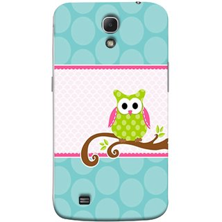 FUSON Designer Back Case Cover for Samsung Galaxy Mega 6.3 I9200 :: Samsung Galaxy Mega 6.3 Sgh-I527 (Birds Sitting Alone Waiting For Partner Leaves Leaf)