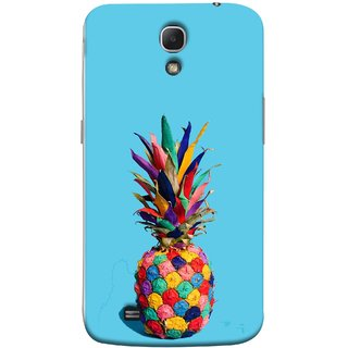 FUSON Designer Back Case Cover for Samsung Galaxy Mega 6.3 I9200 :: Samsung Galaxy Mega 6.3 Sgh-I527 (Light Bright Cream Pineapple Lamp Ananas Pineapple Skin)