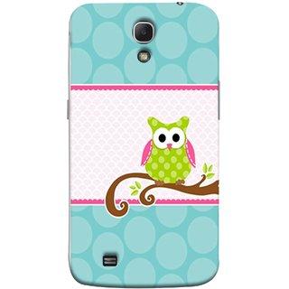 FUSON Designer Back Case Cover for Samsung Galaxy Mega 6.3 I9200 :: Samsung Galaxy Mega 6.3 Sgh-I527 (Birds Sitting Alone Waiting For Partner Leaves Leaf)