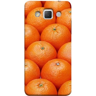 FUSON Designer Back Case Cover for Samsung Galaxy Grand 3 :: Samsung Galaxy Grand Max G720F (Countryside Scent Of Orange Blossoms Citrun )
